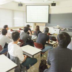 授業風景(外国語授業)