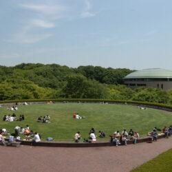 円芝は空いた時間をゆっくりできる場所の一つです。