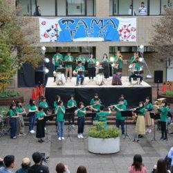 吹奏楽サークル「Voice of Winds」の素晴らしい公演がありました。